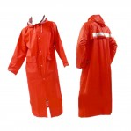 ชุดกันฝน แบบเสื้อคลุม