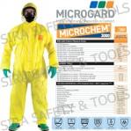 ชุดป้องกันสารเคมี Microchem 3000
