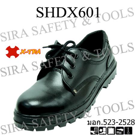 รองเท้าเซฟตี้ X601
