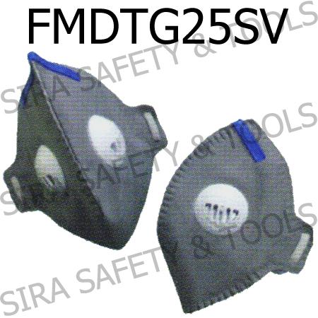 หน้ากากกันสารเคมี TG25SV
