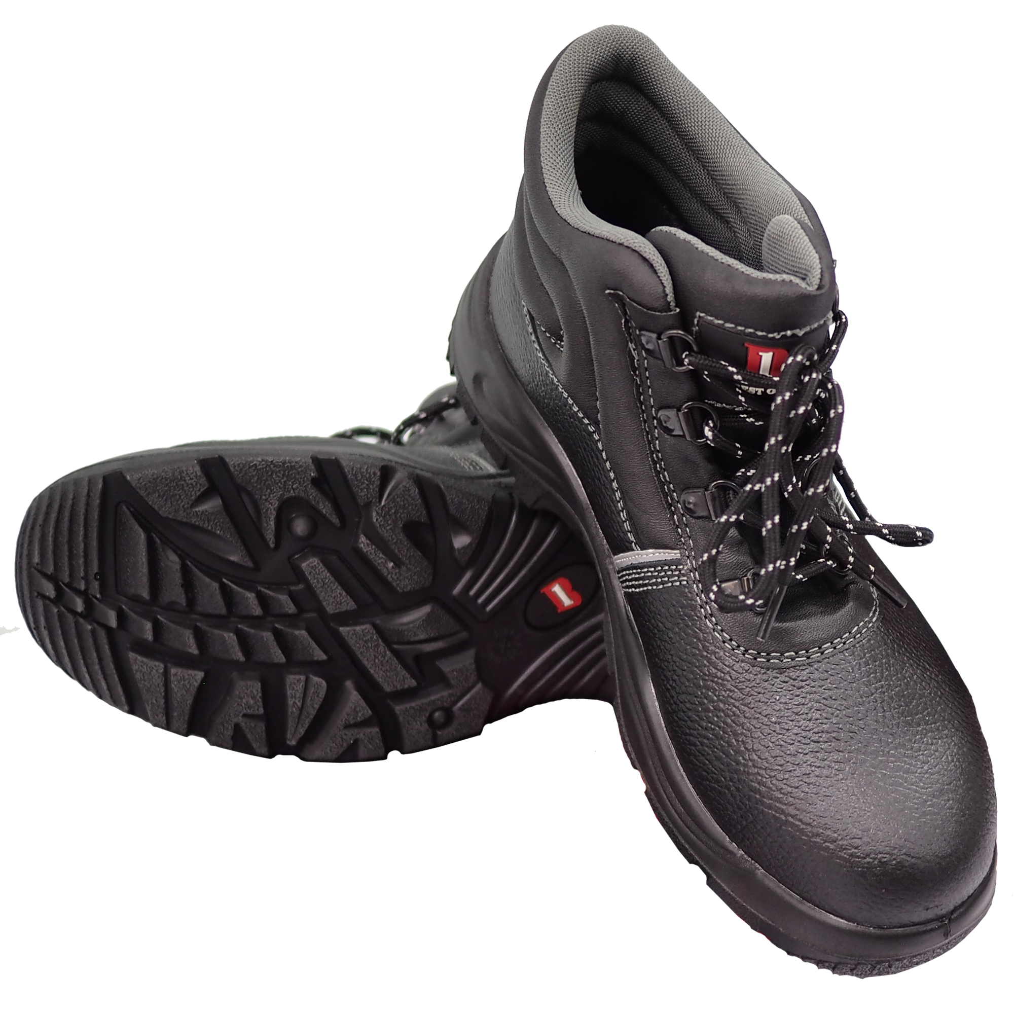 9bb874e983df BEST ONE HIGH-CUT SAFETY SHOES