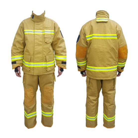 ชุดดับเพลิง มาตรฐาน EN
