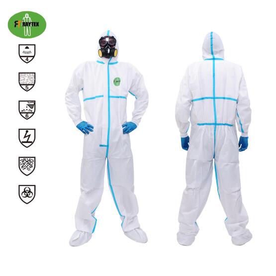 ชุดป้องกันสารเคมี Raygard