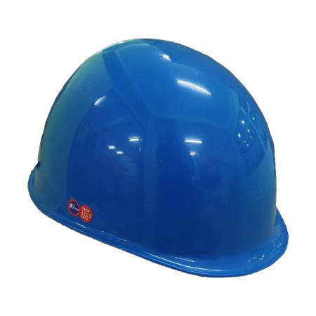 หมวกเซฟตี้ทรงกลม S-top สีน้ำเงิน