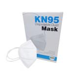 หน้ากาก KN95 แบบพับได้