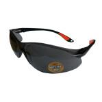 แว่นตาเซฟตี้ เลนส์ดำ Antifog รุ่น717